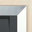 Apex Brushed Stainless-steel Trim
