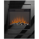 Apex Fires Lux Glass Wall Hung Electric Fire