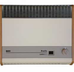 Baxi Brazilia F8ST Gas Wall Heater