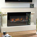 Beaucrest Fires Alton Electric Freestanding Fireplace Suite