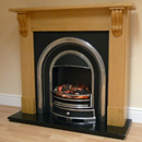 Beaucrest Fires Bartley Electric Fireplace Suite