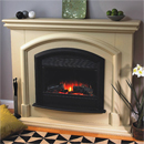 Beaucrest Fires Mineola Electric Fireplace Suite