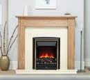 Bemodern Darras Eco Natural Oak and Marfil