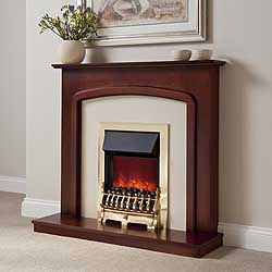 Be modern Fires Ashford Eco Electric Suite