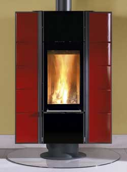 Broseley Fires Carillon Flat MultiFuel Stove