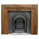 Carron Fires Addison Arch Cast iron Insert