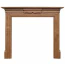 Carron Fires Grand 54 Solid Oak Surround