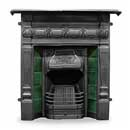 Carron Fires Lambourn Cast Iron Combination