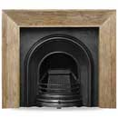 Carron Fires Milan 52 Sheesham Surround