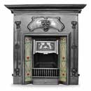 Carron Fires Verona Cast Iron Combination