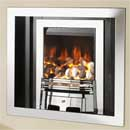Crystal Fires Lisa Surround & Gem Inset Gas Fire