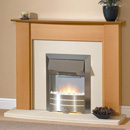 Delta Fireplaces Casada Electric Suite