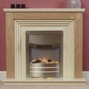 Delta Fireplaces Llay Electric Suite