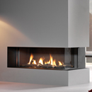 Drugasar Fire Metro 100XT 2 Slimline Balanced Flue Gas