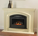 Flamerite Fires Manhattan Electric Fireplace Suite