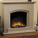 Flamerite Fires Beaux Electric Fireplace Suite