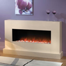 Flamerite Fires Sento Electric Fireplace Suite