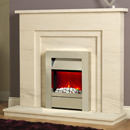 Orial Athens Limestone Fireplace Surround