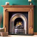 Woodform Fireplace Surrounds Barrel