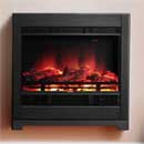 Be modern Fires Serena Electric Hang on the Wall Fireplace