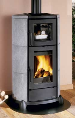 Broseley Fires Cortina Forno MultiFuel Stove