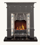Gallery Fireplaces Amsterdam Cast Iron Combination