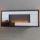 Apex Fires Havana Mirror Wall Mounted Electric Fire