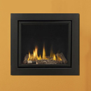 Apex Fires Cirrus X3 HE Hole in the Wall Inset Gas Fire