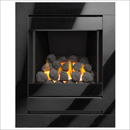 Apex Fires Lux Glass Full Depth HIW Inset Gas Fire