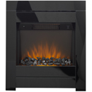 Apex Fires Lux Glass Hearth Mounted Inset Electric Fire