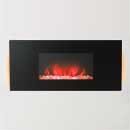 Apex Fires Mirage Flat Deluxe Wall Hung Electric Fire