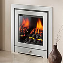 Crystal Royale Glass Fronted HE Gas Fire