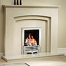 DISC 7/11/17  Be Modern Fires Rossano Fireplace Surround