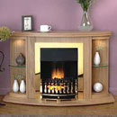 Beaucrest Fires Ambridge Electric Freestanding Fireplace Suite