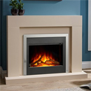 Beaucrest Fires Cosmo Freestanding Electric Suite