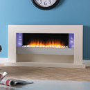 Beaucrest Fires Illusion XL Freestanding Electric Suite