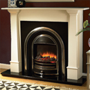 Beaucrest Fires Marianna Electric Freestanding Fireplace Suite