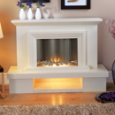 Beaucrest Fires Mirage Electric Freestanding Suite
