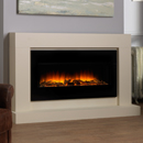 Beaucrest Fires Mode Freestanding Electric Suite