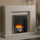 Beaucrest Fires Scout Electric Freestanding Fireplace Suite