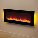 Orial Fires Amaris Electric Wall Hung Fire