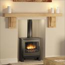 Be modern Fires Briella Solid Oak Fireplace Beam