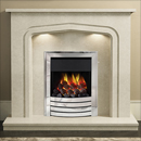 Be Modern Fires Cassola Plus Fireplace Surround with Downlights