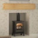 Be modern Fires Mayley Solid Oak Fireplace Beam