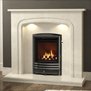 Be modern Fires Mirandola Plus Fireplace Surround with Downlights