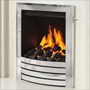 Be modern Fires Design Deepline HE Glass Fronted Gas Fire