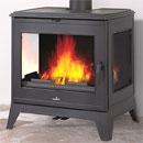 Bronpi Stoves Bury 4.6Kw Multifuel Wood Burning Stove