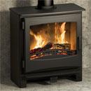 Broseley Fires Evolution Ignite 5 Widescreen Multi Fuel Wood Stove