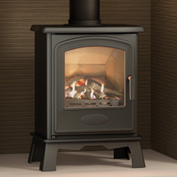 Broseley Fires Hereford 5 Cast Iron Gas Stove