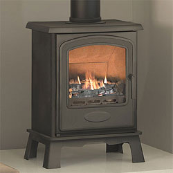 Broseley Fires Hereford LPG Cast Iron Gas Stove